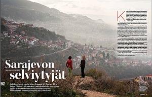 Sarajevo Me Naiset